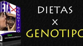 Dietas x Genotipo – parte 14