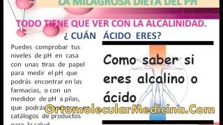 La Milagrosa dieta del pH 2 de 2