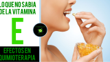 2) Lo que No sabe de la Vitamina E